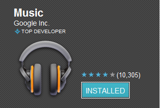 Google Music (Beta): A First Look