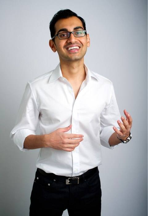 Q & A: KissMetrics' Neil Patel