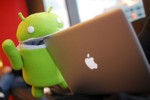 Google Android Nears 50% Global Market Share