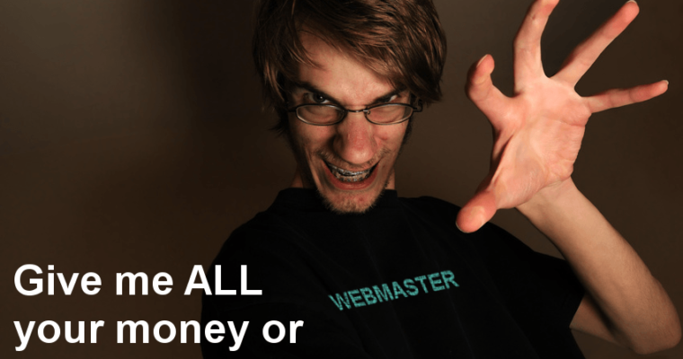 """Let's Kill the """"Bad Inbound Links Can Get Your Site Penalized"""" Myth"""