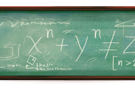 Google Celebrates Pierre de Fermat's 410th Birthday