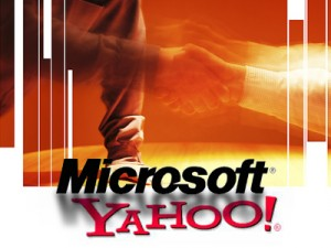 Microsoft Yahoo search alliance