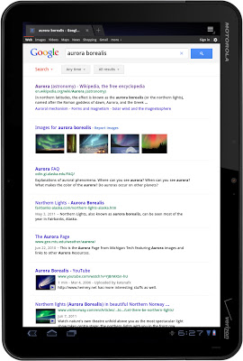 Google Continues Tablet Optimization Push