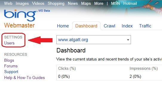 Bing Adds User Levels to Webmaster Tools