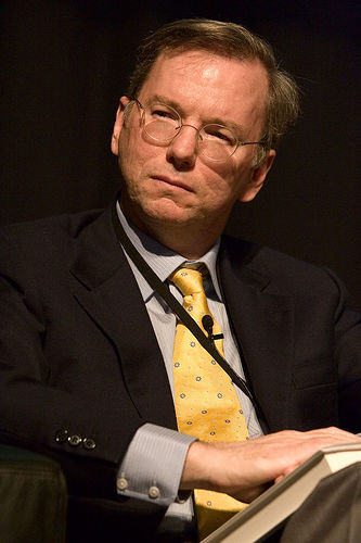 Eric Schmidt Antitrust Hearing