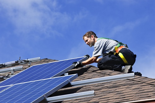 Google Pays for Solar Panel Installation