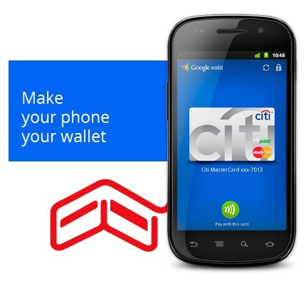 Google Wallet Launching