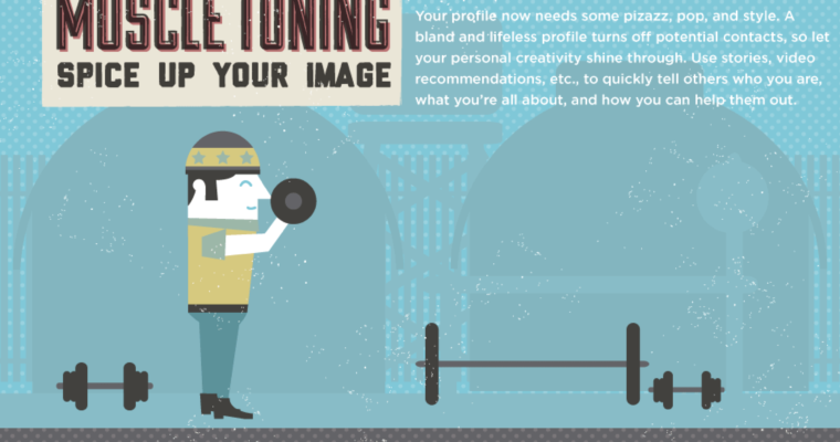LinkedIn Bootcamp [INFOGRAPHIC] by MindFlash