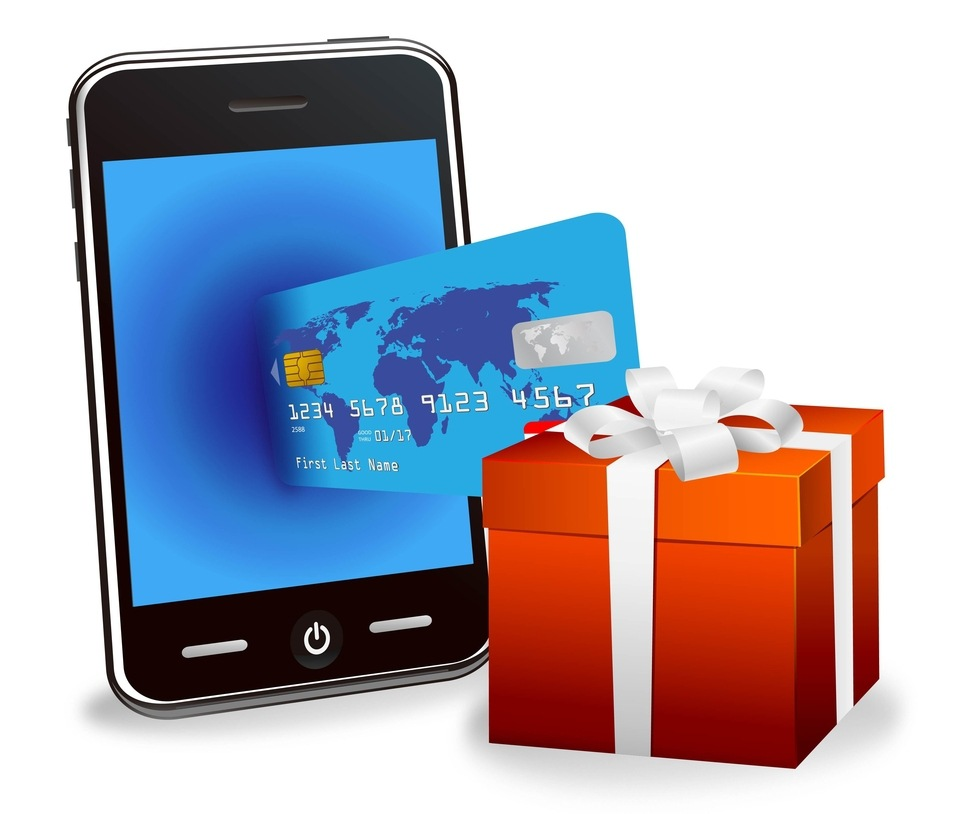 Mobile with Gift