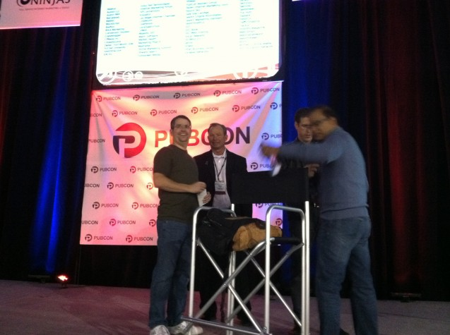 matt cutts amit singhal at pubcon
