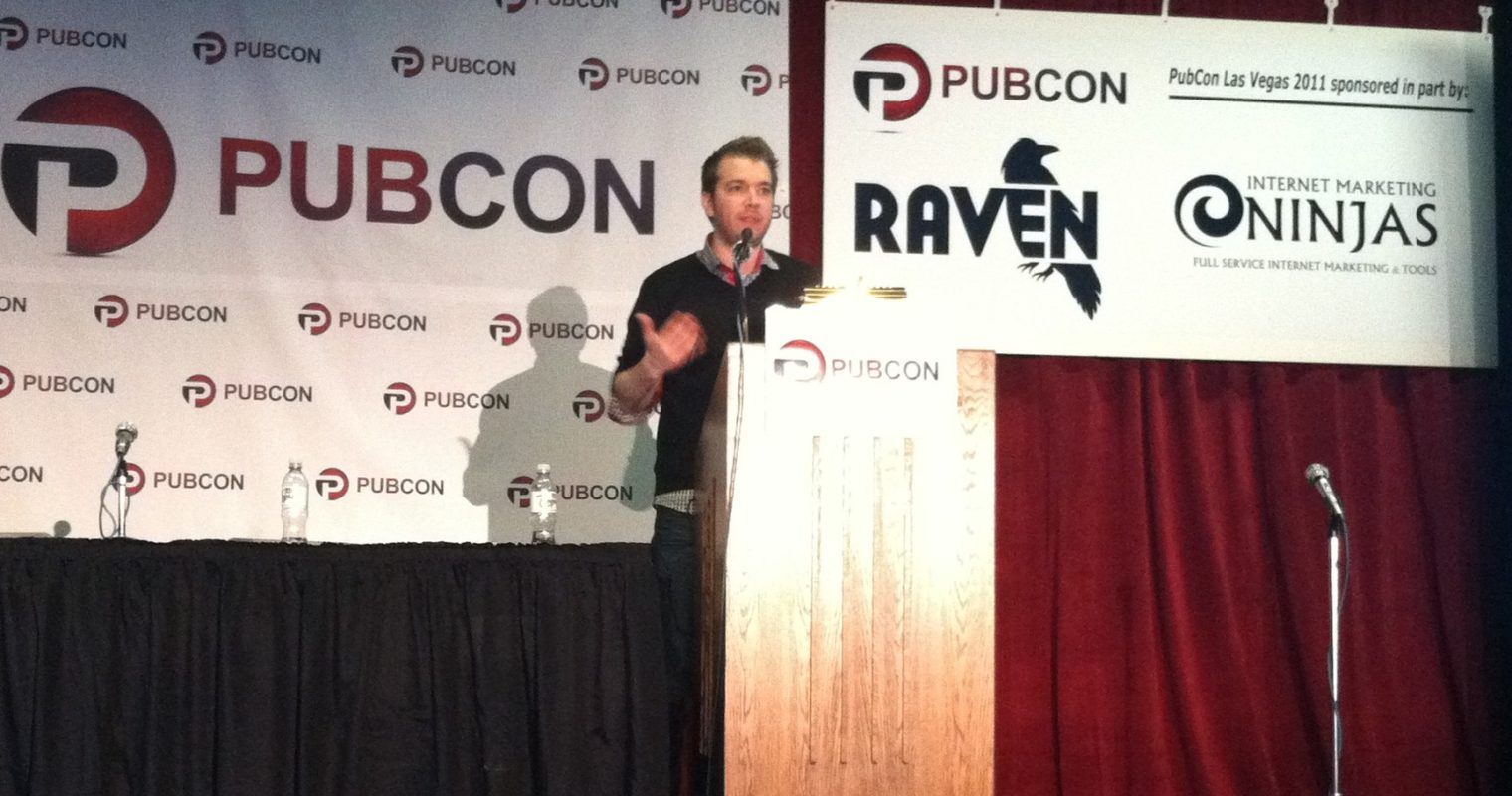 PubCon Live Blogging: The Science of Twitter & Common Twitter Myths