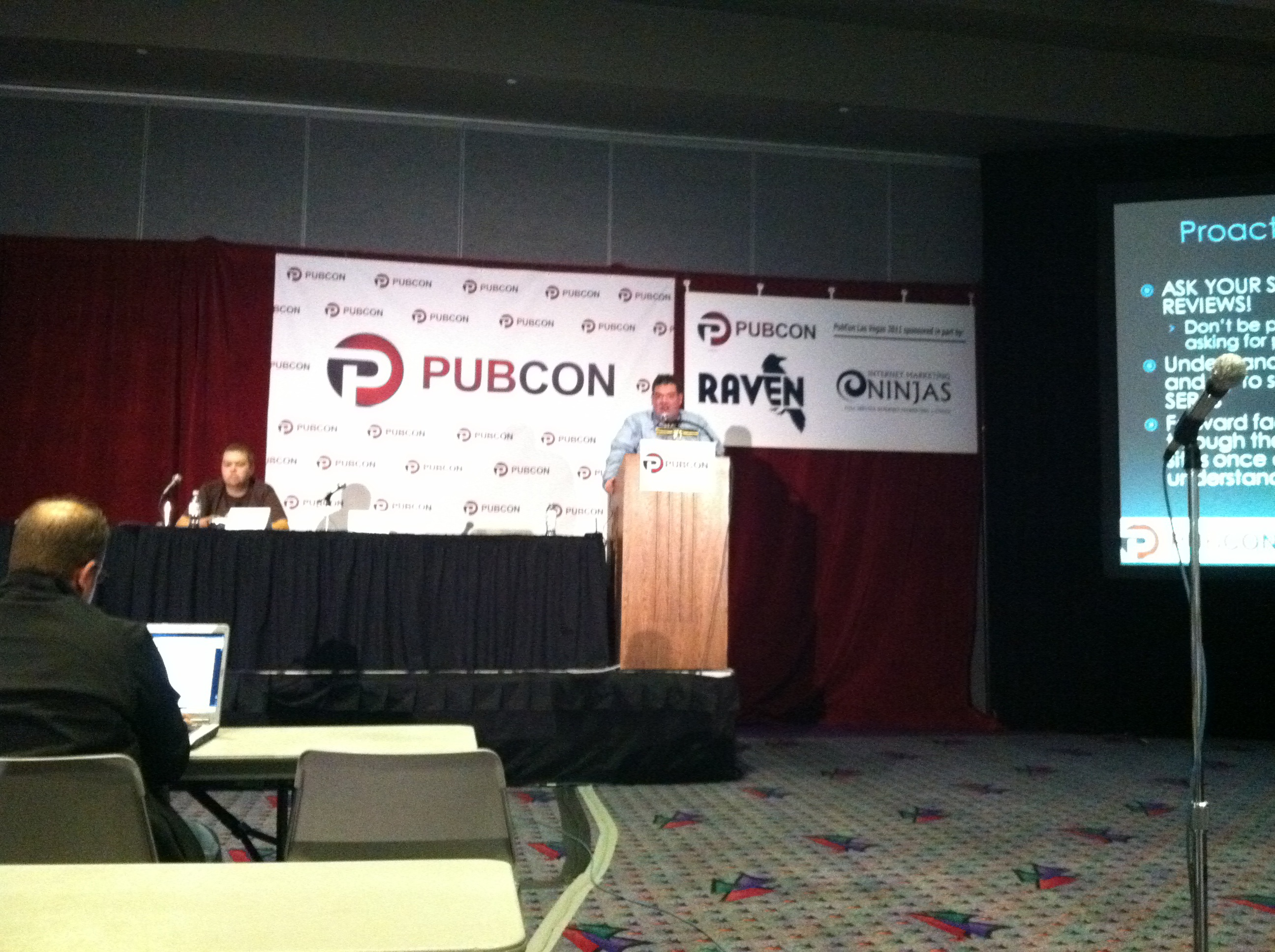 Proactive Reputation Management Strategies with Tony Wright #Pubcon