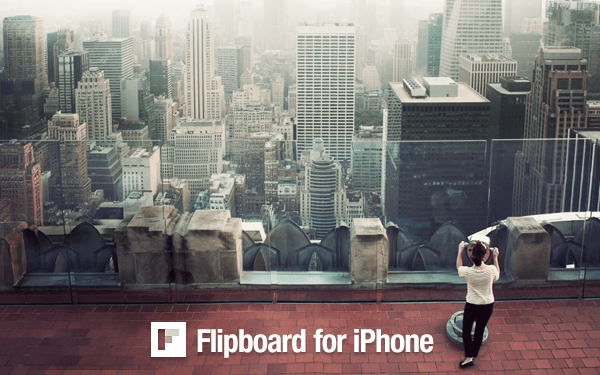 iPhone Users Crash the Flipboard Party