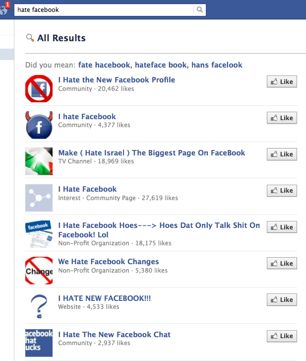 Hate Facebook? 3 Glaring Reasons Not To Expose Your Community