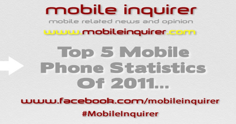 Amazing International Mobile Stats for 2011