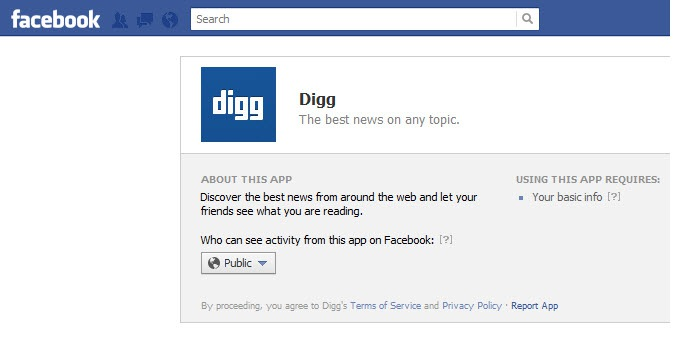 Can Facebook Save Digg From Being Buried Alive?