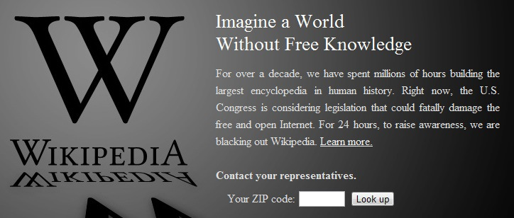 SOPA and PIPA Face Uphill Battle Due to Public Outcry