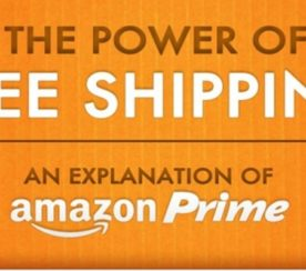 Amazon Rakes in the Money With Free Shipping [INFOGRAPHIC]