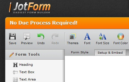 SOPA Version 2: JotForm Domain Seized Without Due Process