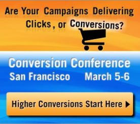 Four (4) Must-Attend Sessions at Conversion Conference West 2012 for Search Engine Optimizers