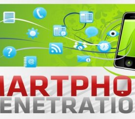Smartphone Penetration: Japan Users Lead Way When Adapting To Mobile Technologies [INFOGRAPHIC]