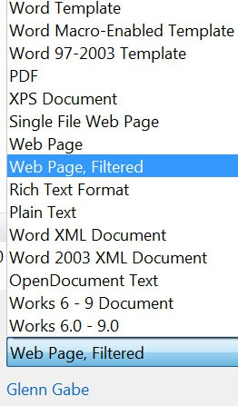 Extracting Images from a Word Document – Very Easy