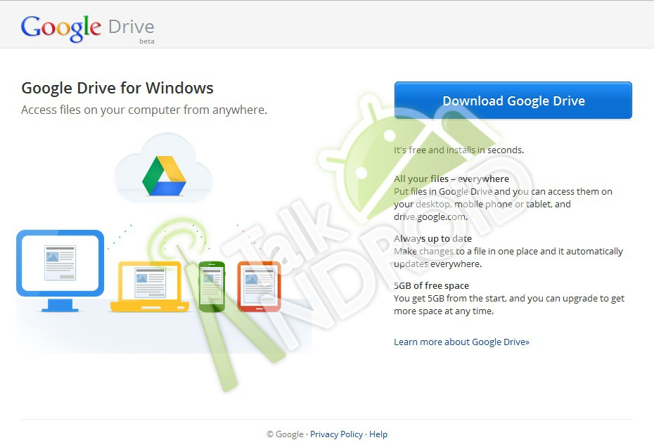 google drive gdrive screencap