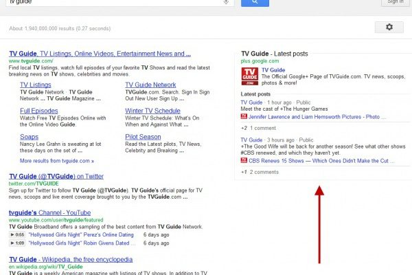 Google Replaces PPC Ads with Google Plus Content for Selected Queries