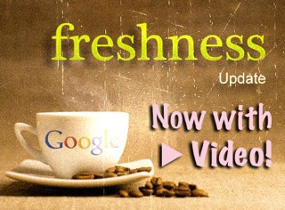 Google-Fresh-Video-Update
