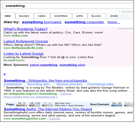 """Something"" is Wrong with Google (since 2004)"