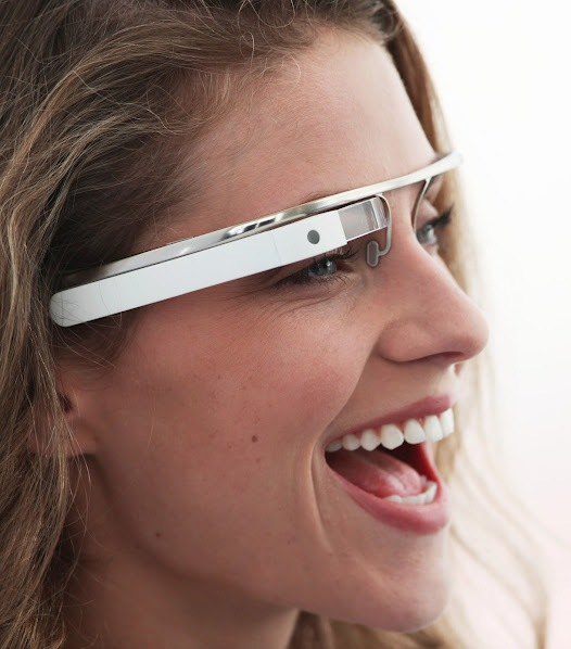 google augmented reality hud glasses