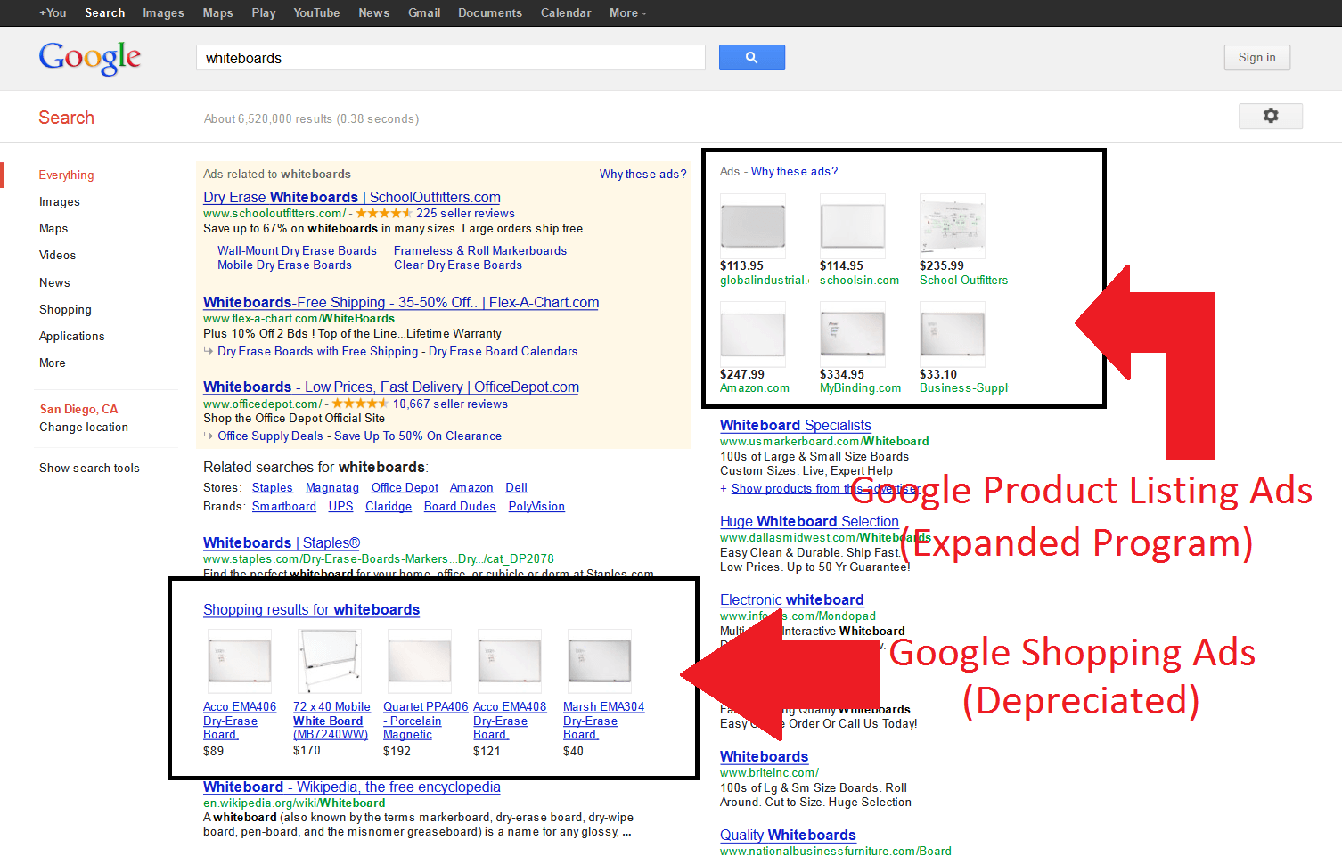 Major Changes Coming to Google Shopping This Fall