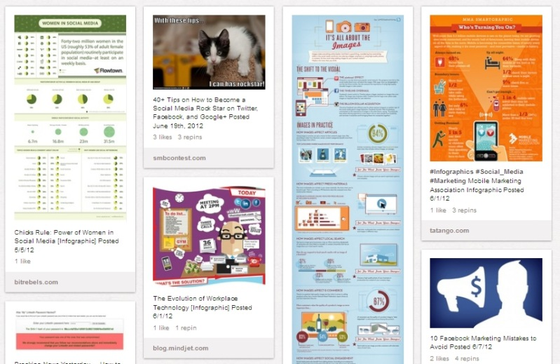 5 Pinterest Boards for Content Marketers - Search Engine Journal