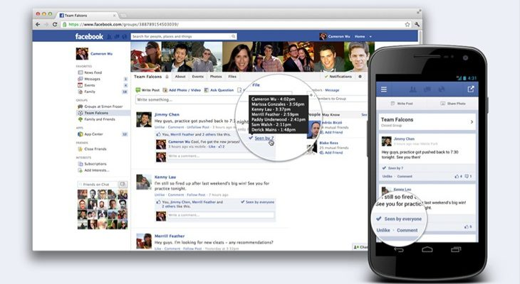 Facebook Groups: New Feature Prevents Lurking