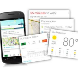 Google Now: The Next Generation of the Personal Assistant