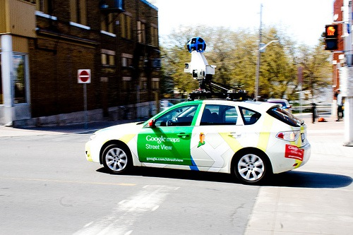 Broken Promise: Google Retained Street View Data