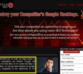 How to Protect Your Site from Link Spam and Negative SEO