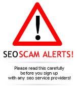 Cheap SEO Scams