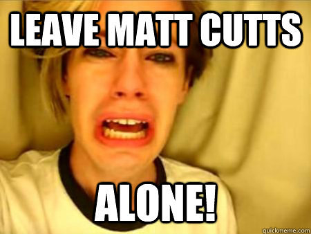 Matt Cutts Meme Monday: @mattcutts