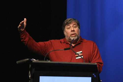steve wozniak cloud danger
