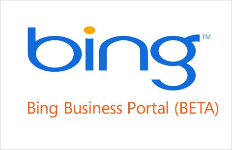 Bing-Business-portal