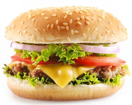 National Cheeseburger Day: Check-In via #Foursquare and Help Fight Hunger