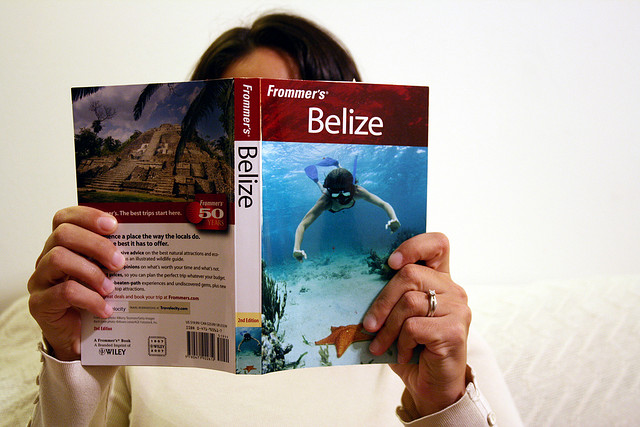 Frommer's Belize Travel Guide