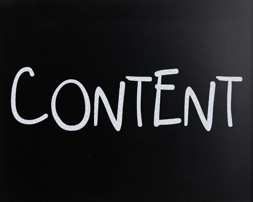 What's So Special about Content Marketing?