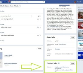 Facebook Privacy Settings Easily Exploited