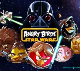 Clear Your Mind Must Be for #AngryBirdsStarWars Has Arrived