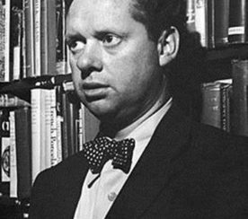 How I Disrupted Poet Dylan Thomas' First Page Dominance