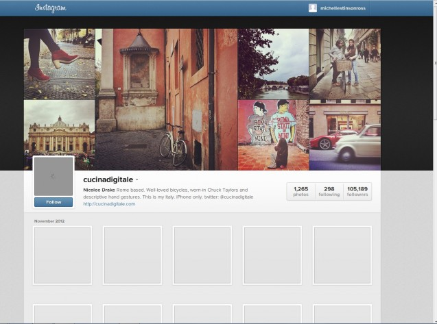 #Instagram Introduces Web Profiles