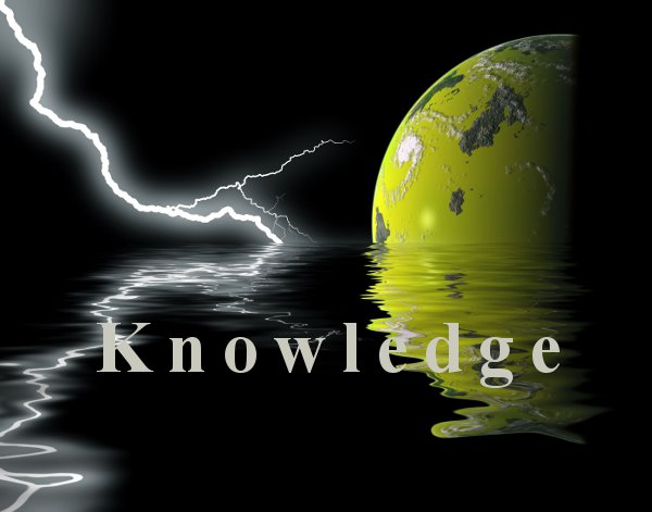 Information pollution sinks knowledg