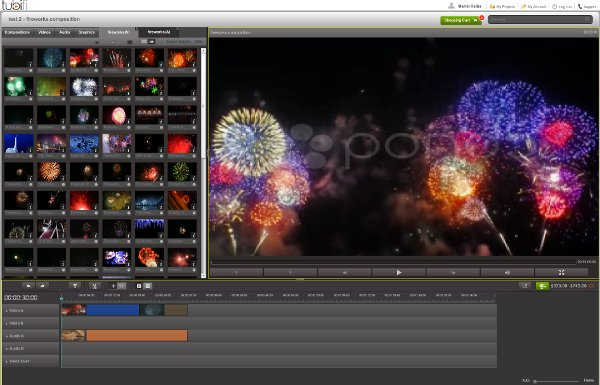 The Tubifi video editor